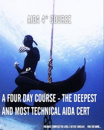 AIDA Course SSS Phuket