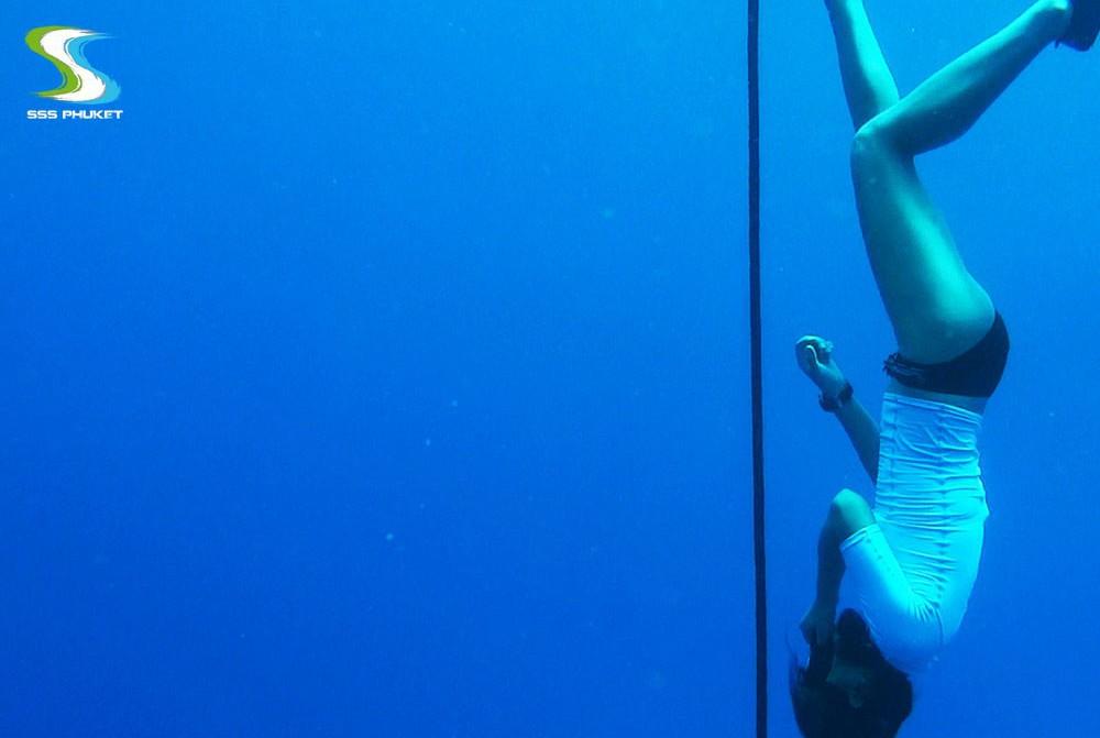 Phuket Free Diving